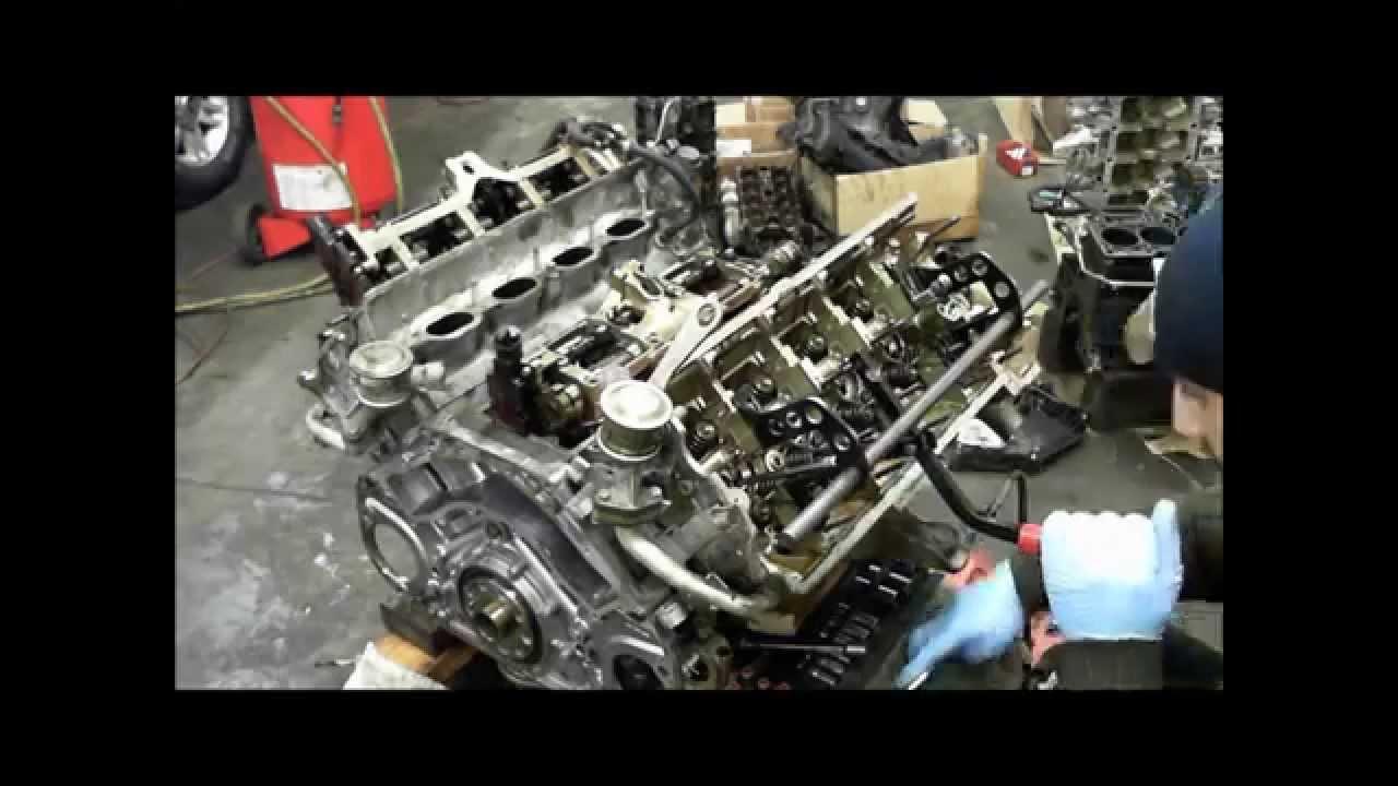 2005 BMW 745LI E65 Engine Repair by Royal Auto (702) 722