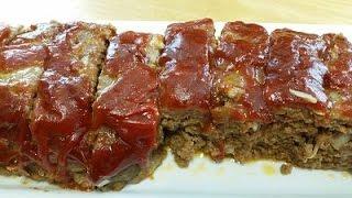 Homemade Meatloaf-Recipe 112