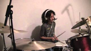 Baixar Raghav 10 Year Old Drummer : Zomby Woof by Frank Zappa Drum Cover