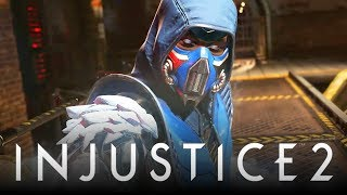 Injustice 2: Sub-Zero Character Power Revealed & Black Manta DLC Teased By Ed Boon! (Injustice 2)