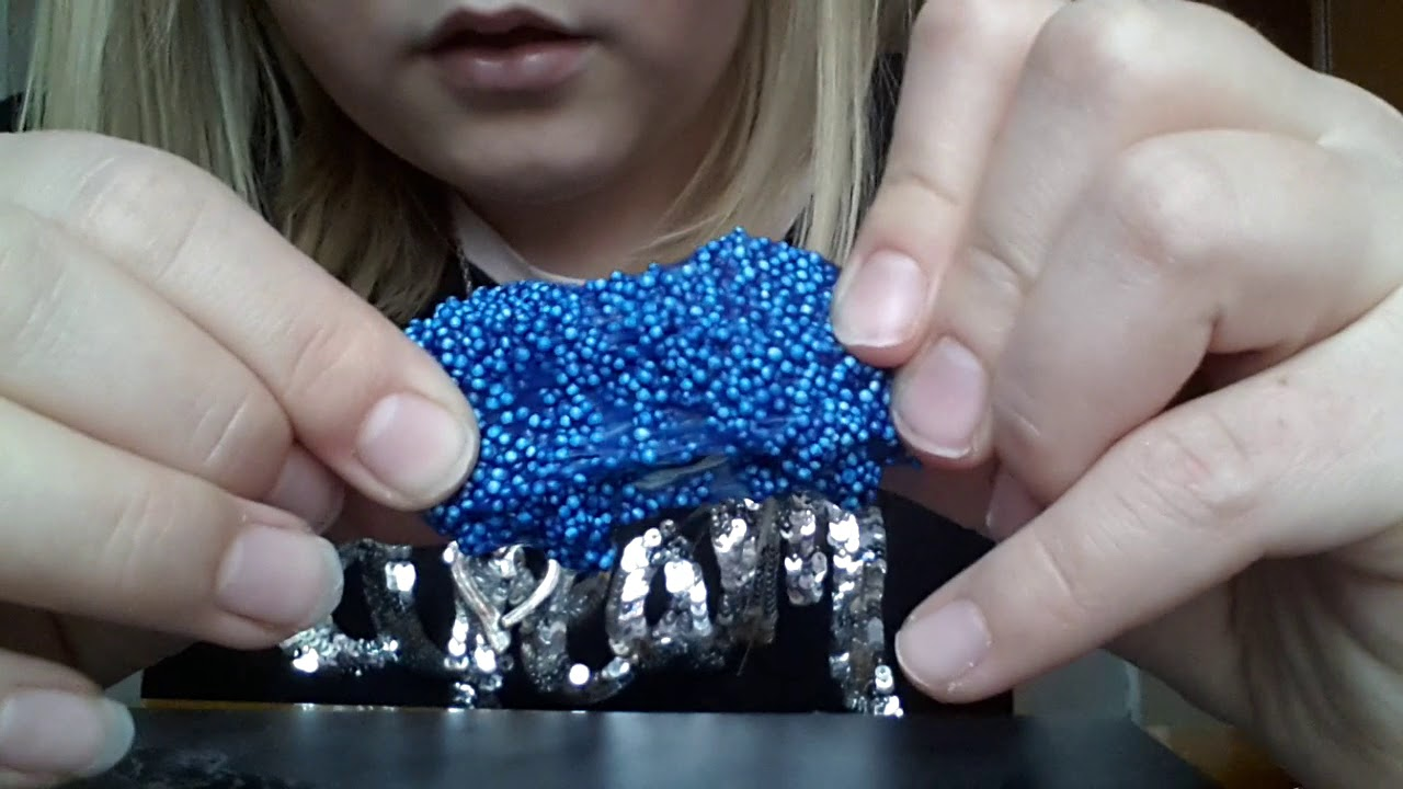 joulukalenteri 2018 glitter Helppo slime ohje Silk clay:sta JOULUKALENTERI LUUKU 3   YouTube joulukalenteri 2018 glitter