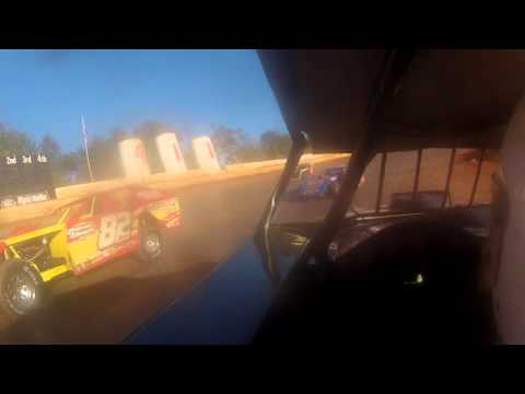 411 motor speedway in-car openwheel modified 10-17-15