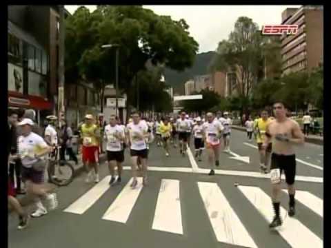 Especial ESPN RUN Media Maratón de Bogotá 2012
