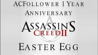 Assassins Creed 2 - Easter Egg Ghost from the Past