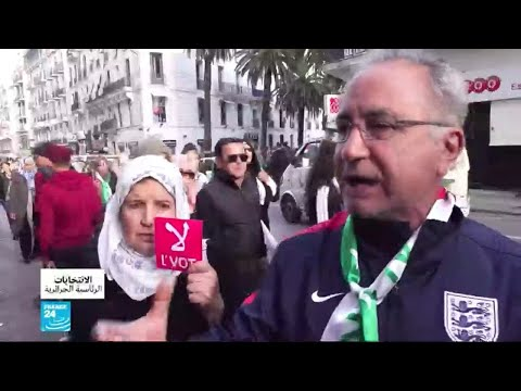 متظاهر جزائري: طالبنا برحيل النظام فإذا بهم يقترحون علينا 5 مرشحين موالين للنظام القديم  - نشر قبل 58 دقيقة