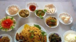 FOODS & SWEETS OF PAILA BAISHAKH    HOW TO EAT BENGALI FOODS   