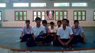 Rishi Vidyalaya Gurukulamcbse Vindhya Group Bajana Computation Song Shirdi_wale_saibaba-mohammed
