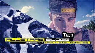 4tune & Der Asiate ft. GreeeN, Krickz usw. - BangShui ALLSTARS BLOGG Teil 1