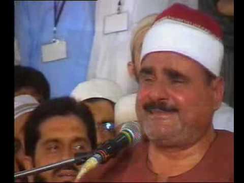 *Full-HQ-Rare* Sayid Mutawalli - Al Araf - Pakistan السيد متولي - سورة الأعراف