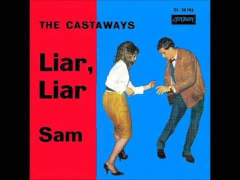 THE CASTAWAYS * Liar Liar  1965      HQ