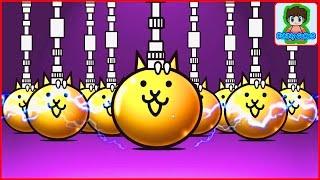 The Battle Cats игра как мультик ударный отряд котят от фаника 6