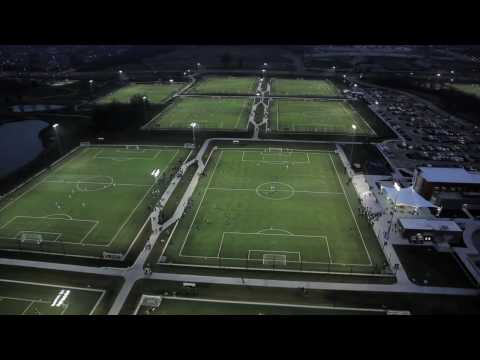 Overland Park Soccer Complex Video