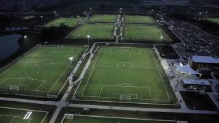 about the soccer plex city of overland park kansas