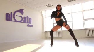 Loreen Paper Light Revisited | Strip Dance Solo | Marina Perekrest