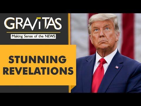 """Gravitas:  America's top general """"hid nukes"""" from Donald Trump"""