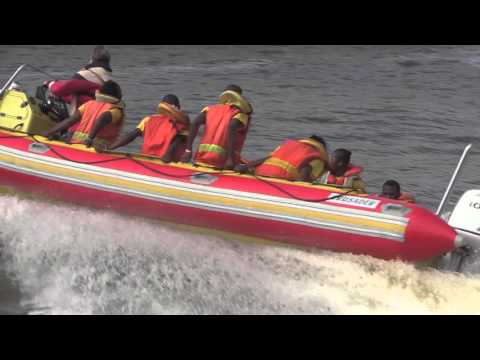 Sport Youth Camp 2015 Eastern Cape Watersports
