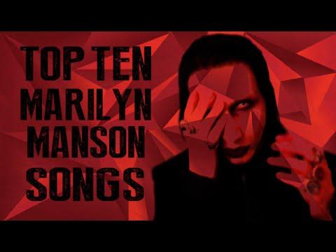 The Top 10 Best Marilyn Manson Songs