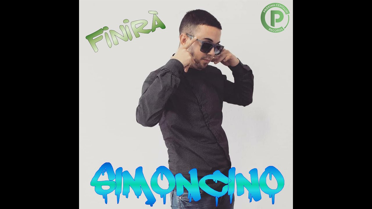 Simoncino - Finirà (SINGLE 2020)