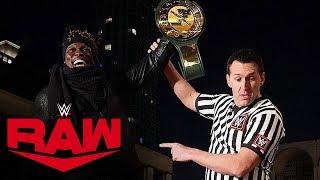 R-Truth, Akira Tozawa and Santa Claus scramble to win 24/7 Title: Raw, Dec. 23, 2019