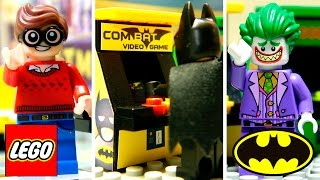 LEGO BATMAN ARCADE 1 2 3 COMPILATION - VIDEO GAME MOVIE(LEGO BATMAN ARCADE 1 2 3 COMPILATION is a collection of funny Lego Batman Movies made by stop motion animation. Be sure to subscribe to see more ..., 2017-03-09T16:28:24.000Z)