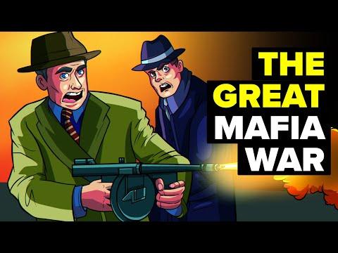 How the 'Great Mafia War' Killed Thousands