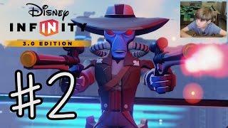 disney infinity 3 0 twilight of the republic 2   cad bane   kid gaming