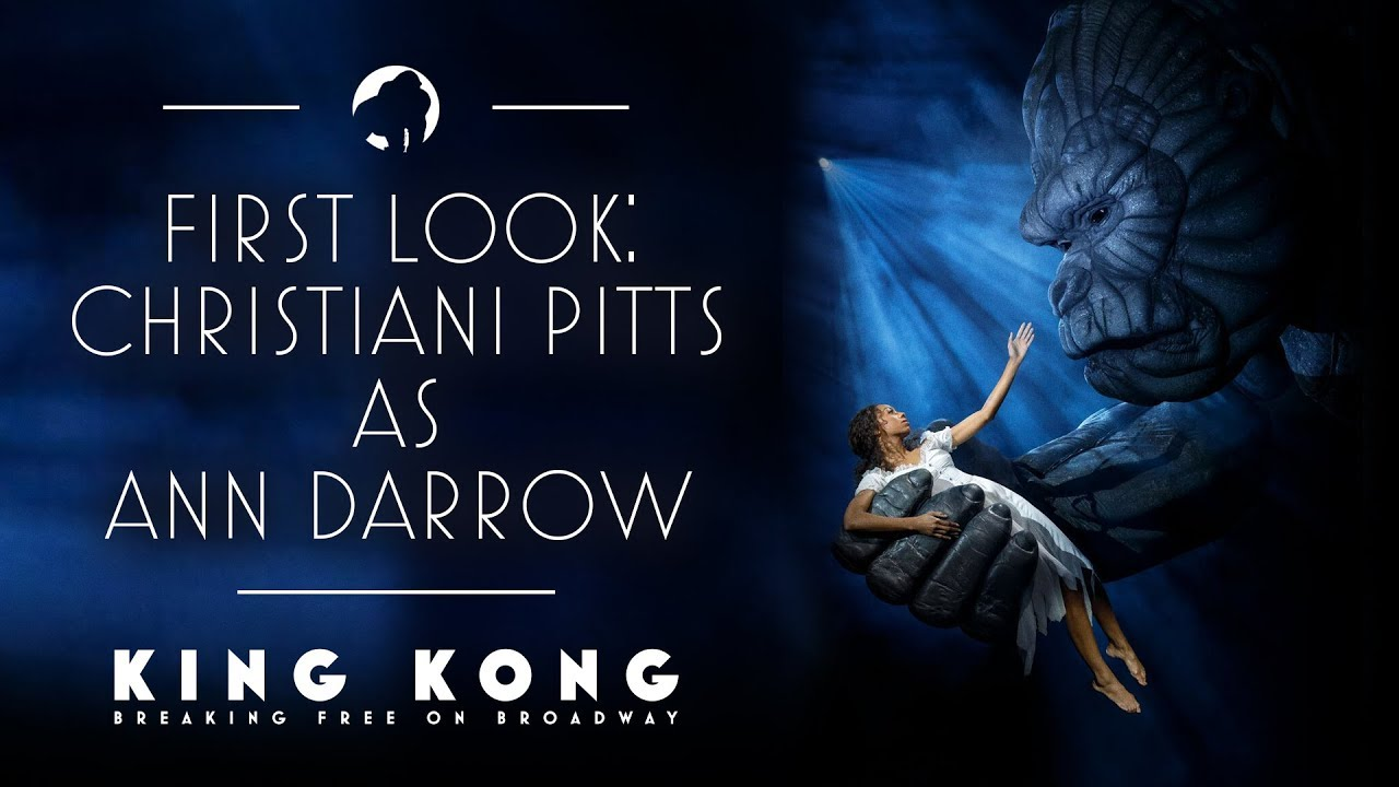 a1f40e5c7 Media | King Kong - Official Broadway Site