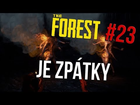 THE FOREST JE ZPÁTKY | w/ GEJMR #23
