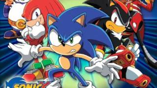 Please comment & Rate The Japanese opening of Sonic X.
