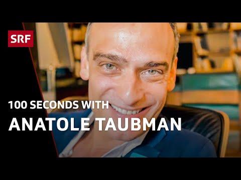 Anatole Taubman: 100 Sekunden mit dem Schauspieler