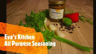 Eva's Kitchen All Purpose Seasoning #Unleash the flavour in every meal#