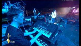 Placebo - Twenty Years (Live at Live8 Paris 2005) HQ
