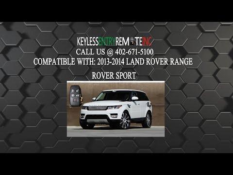 Full Download] Jaguar Land Rover Key Fob Battery Replacement