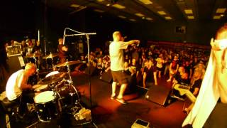 BORN FROM PAIN @ Superbowl Of Hardcore 2014 Antipode Rennes (Full Live !)