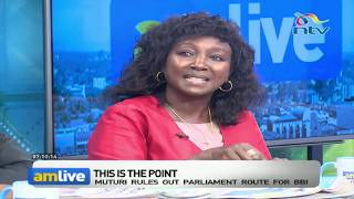 BBI Report: Tell Kenyans the truth, there is no parliamentary or referendum way - Gladys Shollei