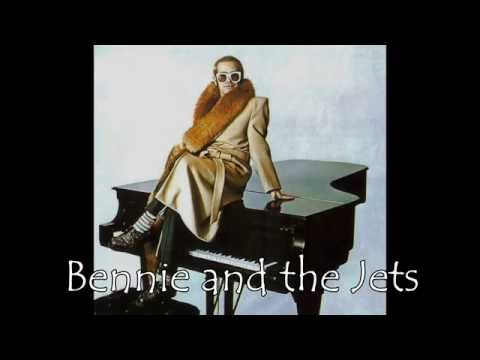 ♥♪♫ Bennie and the Jets ♫♪♥