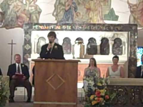 Brook Road Academy Graduation 2009: Keynote Speaker Introduction
