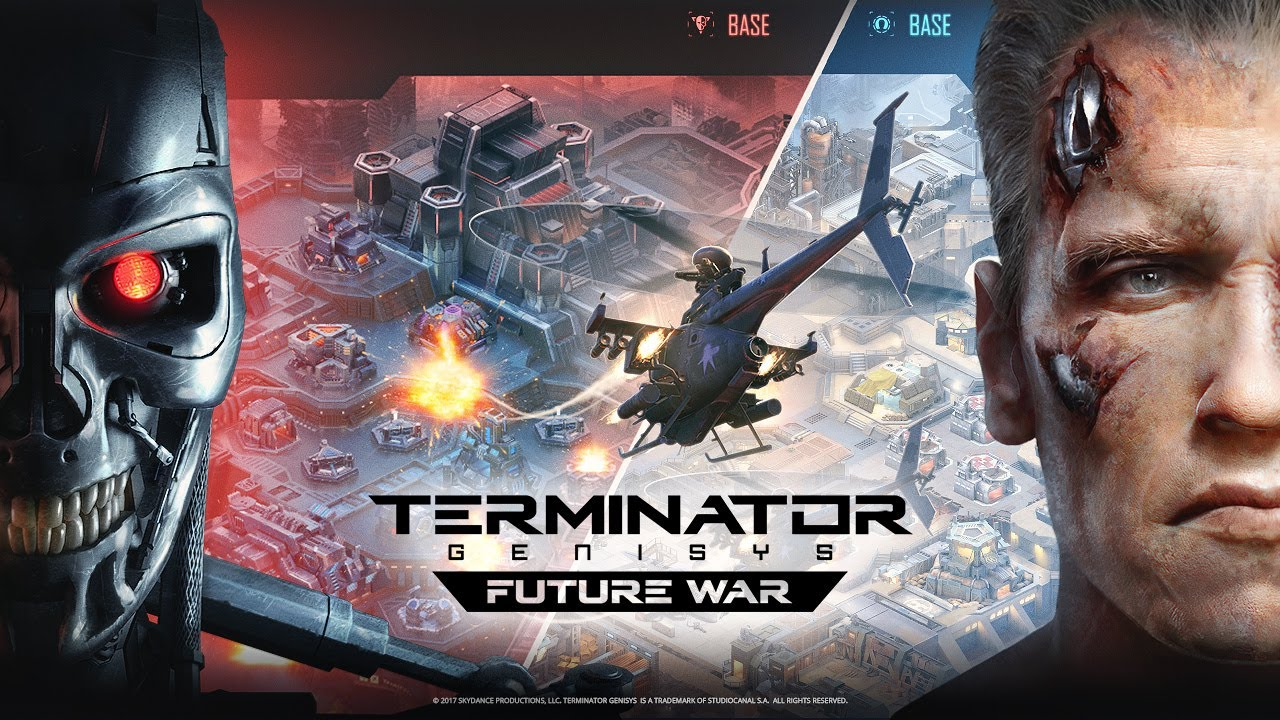 Terminator Genisys: Future War - Battle (Version 2)