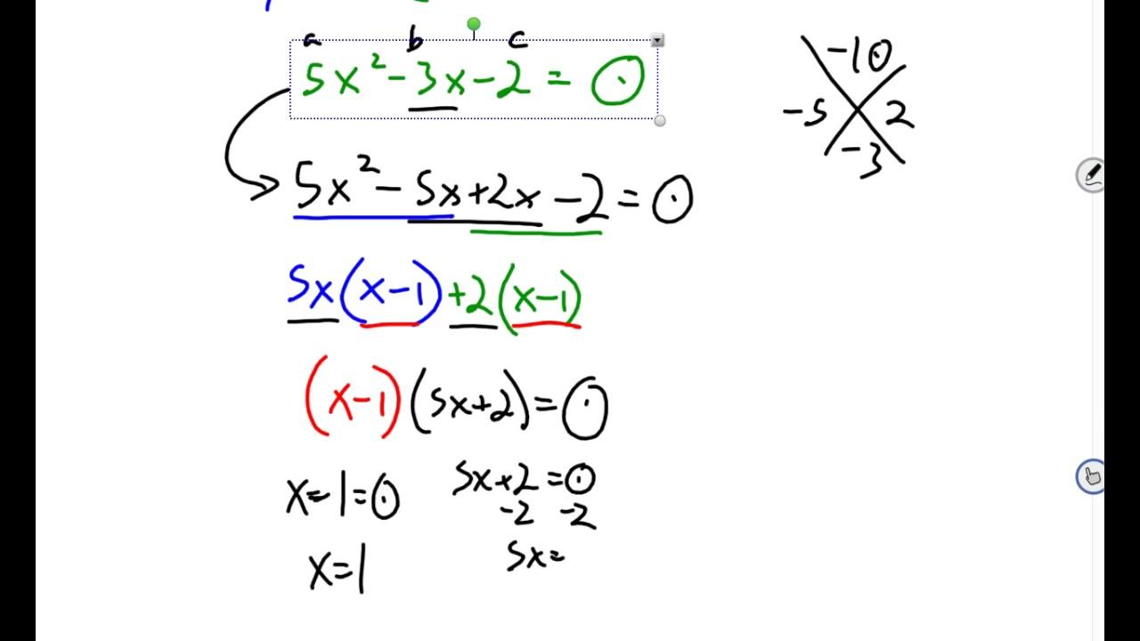 small resolution of Unit 3 - Parabolas