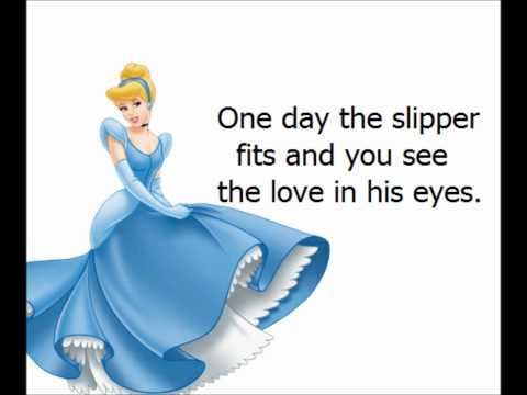 If you can dream lyrics - Disney Princesses