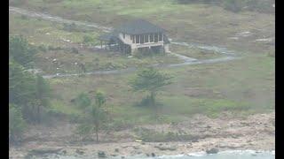 Basarnas Pantau Kerusakan Tsunami Selat Sunda