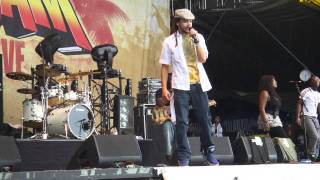 Ziggi Recado - Blaze / Need to Tell You This @ Summerjam 2011