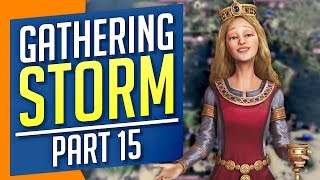 Civilization VI: Gathering Storm   TACTICAL NUKE INCOMING (#15)