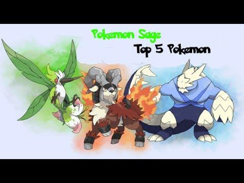 pokemon sage top 5 pokemon w nitsuj youtube