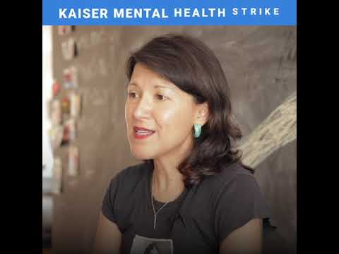 Kaiser therapist Alicia Cruz tells why she is ready to go ...