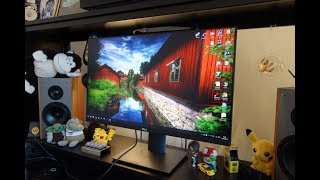 "Dell P2719HC review - Full HD 27"" USB-C monitor - By TotallydubbedHD"