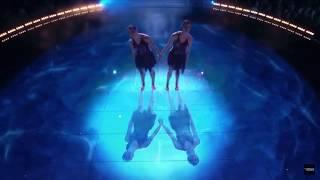 "Ellie & Ava from Minnesota on World of Dance ""Head Above Water"" 2019 (Full Performance)"