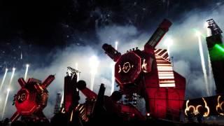 zomboy live edc 2016 basspod 10 min fireworks