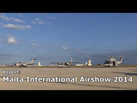 AirX Malta International Airshow 2014