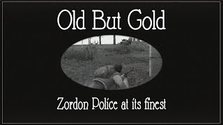 Old But Gold #3 - Zordon Police at its finest